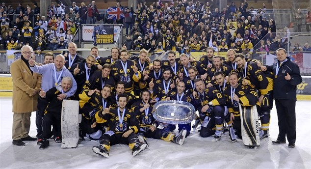 Nottingham writes history